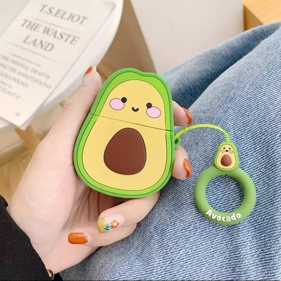 Ling Ling's Btq Accessories - BRAND NEW AVOCADO AIRPOD CASE